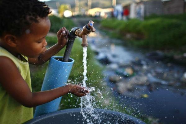 Dívida das famílias à empresa de Água sobre a cada ano