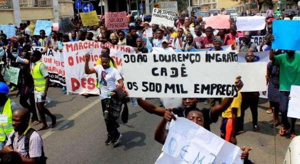 Organizadores da manifestação marcada para 21 de Novembro apelam à PGR a abertura de oito inquéritos