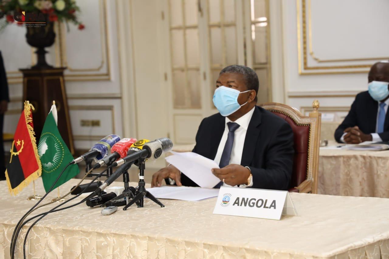 Presidente da República toma posse como novo presidente da CIRGL