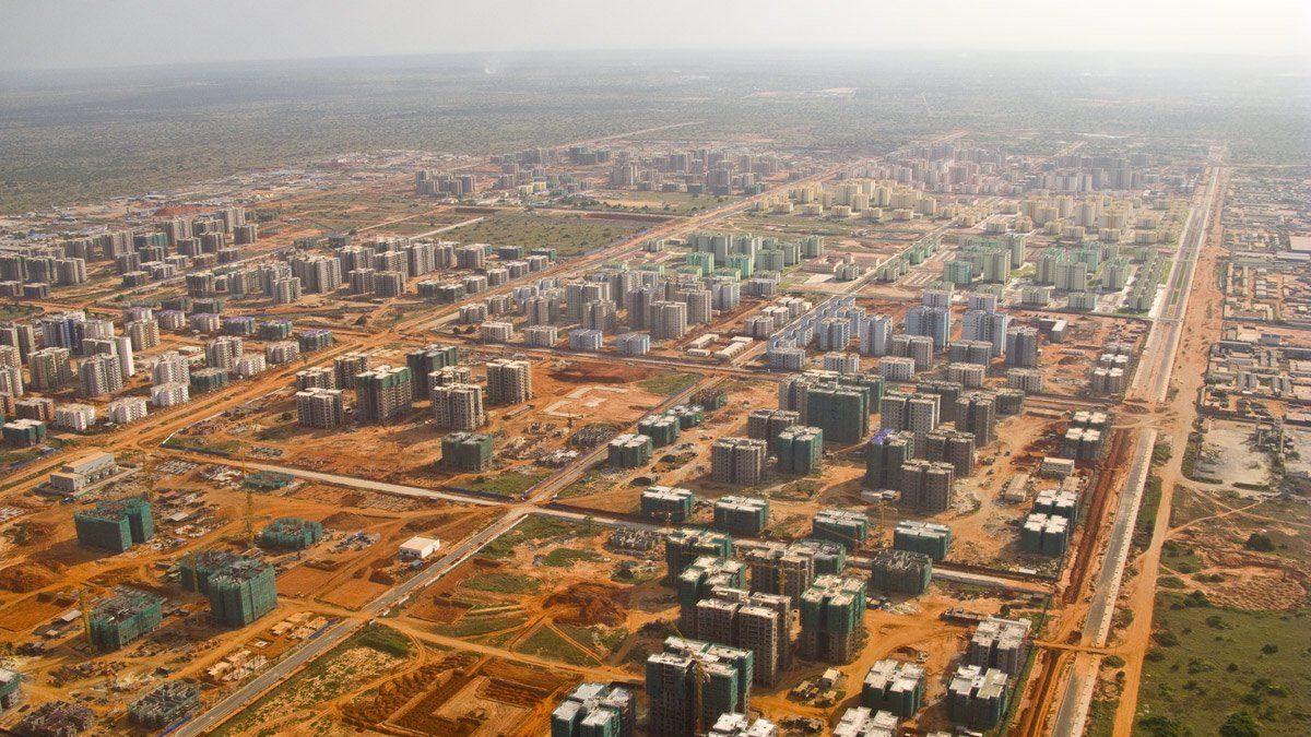 EGTI anuncia venda de terrenos a kz9 mil por metro quadrado