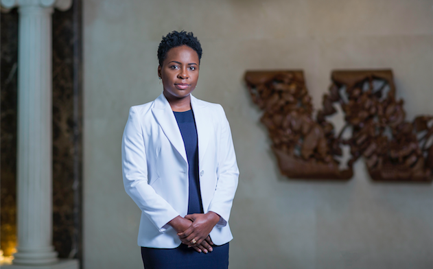 Vera Daves de Sousa, ministra Finanças Angola