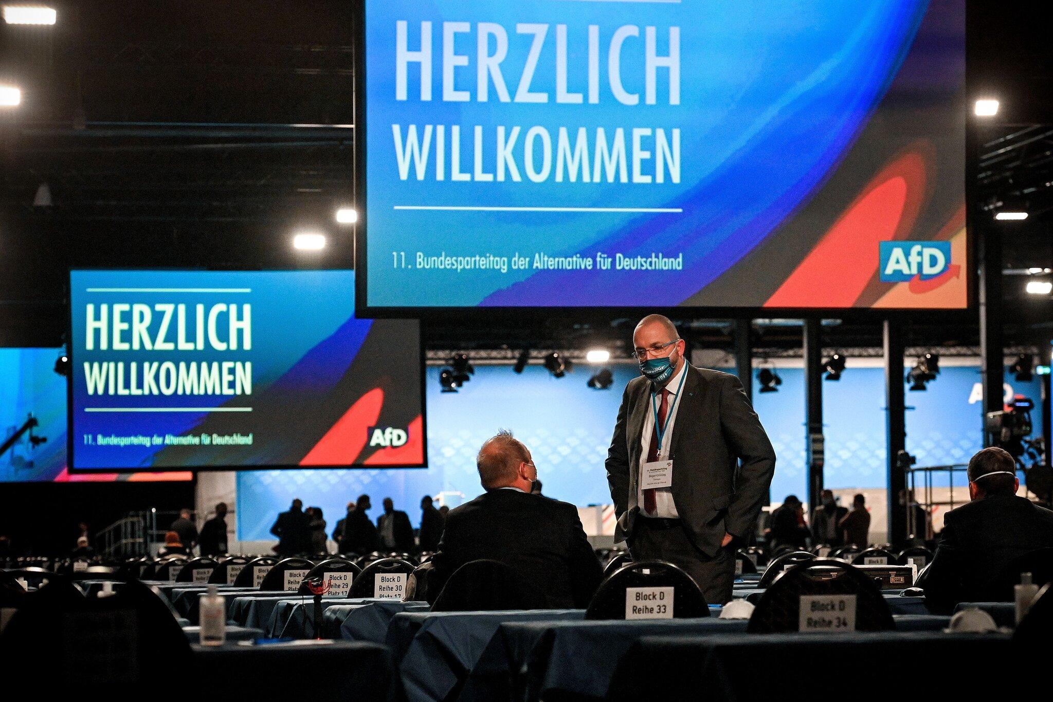 Alemanha coloca AfD, o partido de extrema-direita, sob vigilância