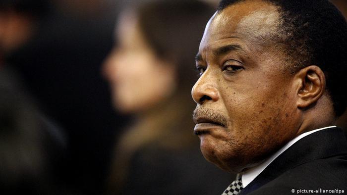 Em Brazzaville  Primeiro-ministro e auxiliares demitem-se em protesto contra presidente