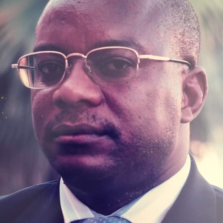 Arlindo Sicato, antigo vice-ministro das Finanças