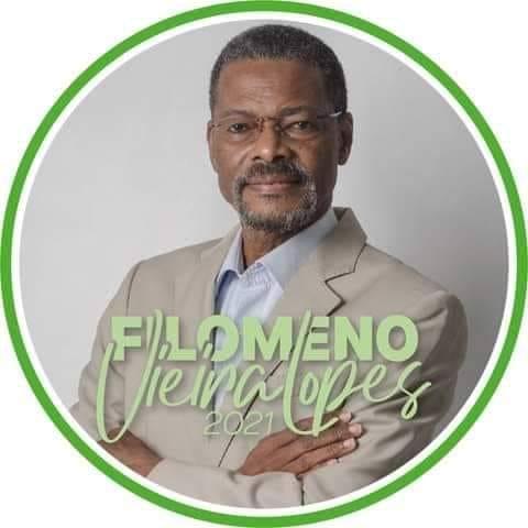 Candidato à presidência do BD contra o esbulho de terras