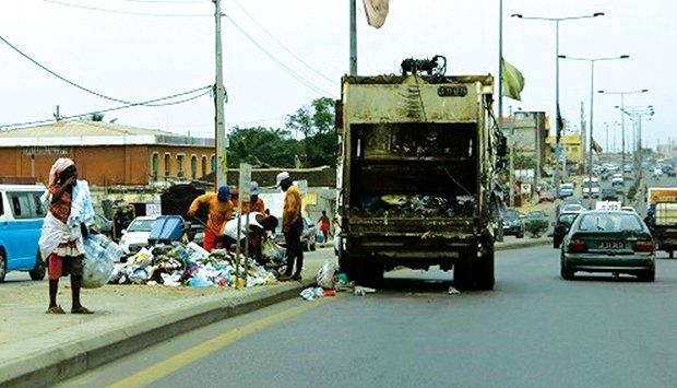 Governo Provincial repudia actos de vandalização e destruição dos meios de recolha de lixo