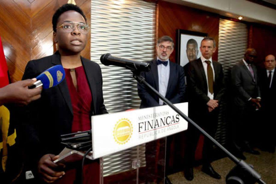 Angola pede alargamento da dívida bilateral para final de 2021