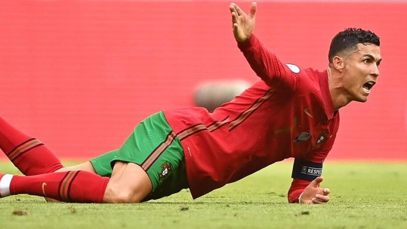 UEFA investiga insultos homofóbicos contra Cristiano Ronaldo