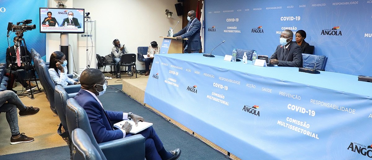 Comissão Multissectorial cogita possibilidade de levantar cerca Sanitária