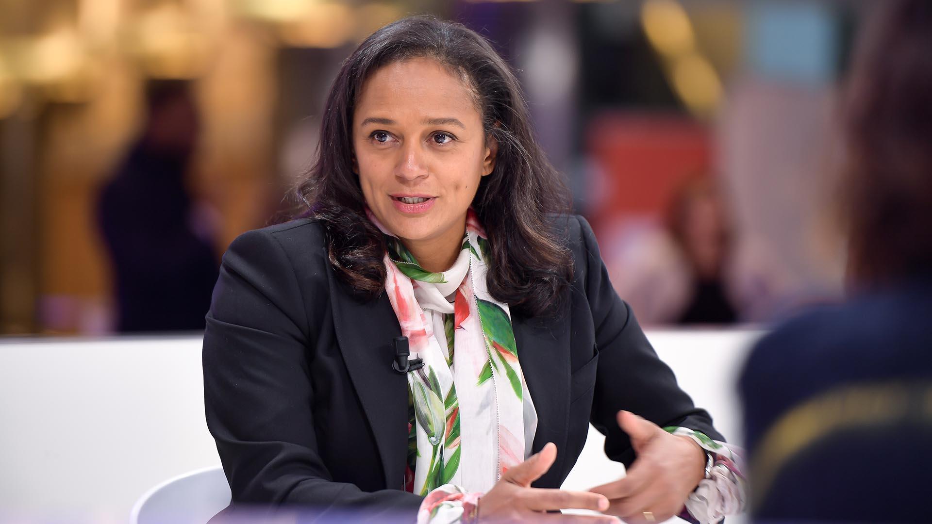 Sérgio Raimundo garante que estado angolano nunca conseguirá prender Isabel a empresária