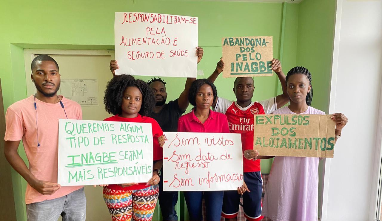 Bolseiros angolanos na Rússia denunciam abandono por parte do INAGBE