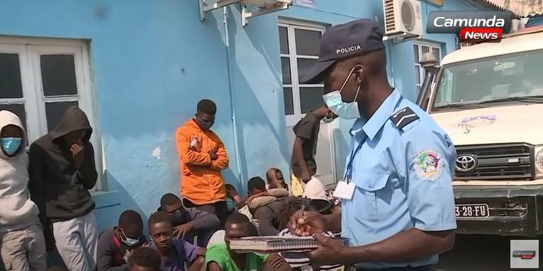 Policia Nacional detém pastor que vendia armas e dois violadores da Capelinha do Monte