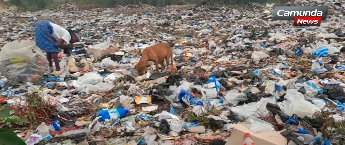 Fome em Benguela obriga população recolher comida no lixo
