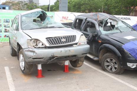Acidente de viação faz oito mortos e 15 feridos nas últimas 72 horas em Luanda