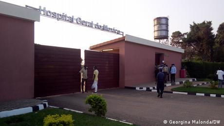 Hospital Geral do Moxico com taxa elevada de mortes