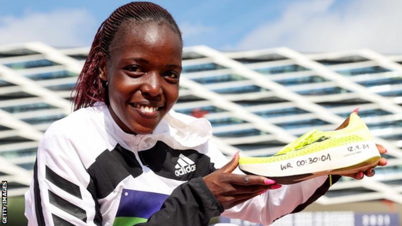 Atleta queniana encontrada morta dentro da sua residência